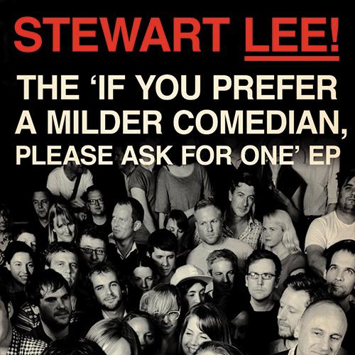 """Faber Podcast:  """"…Milder Comedian"""" EP Book"""
