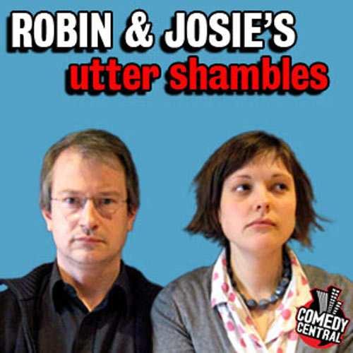 Robin Ince & Josie Long's Utter Shambles Podcast 2010 & 2012
