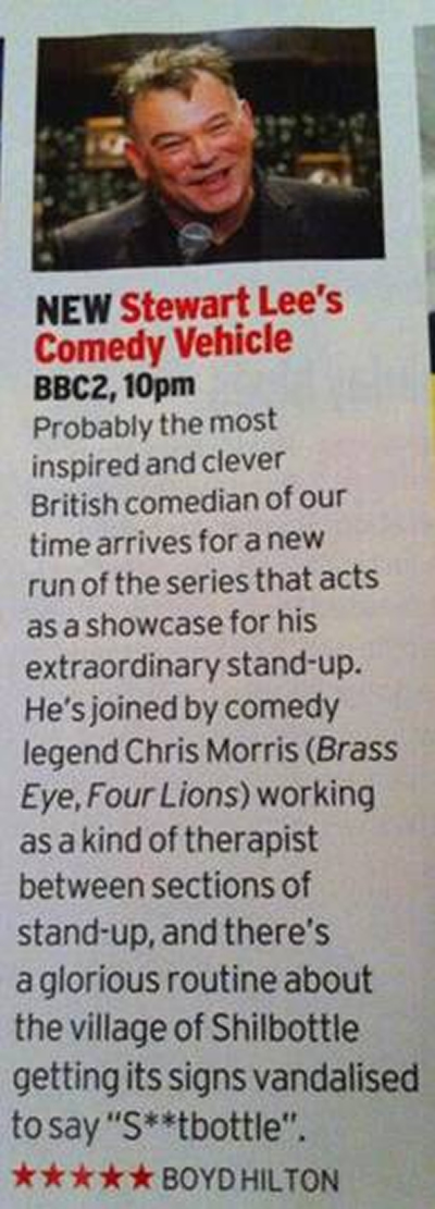 TV Preview ★★★★★
