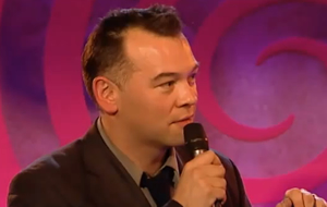 Stewart Lee - Conversation With A Taxi Driver. Standup Comedian – 2004