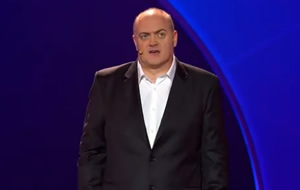 "Dara O' Briain - Jokes About Islam – ""This Is The Show"" – 2010"