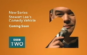 Stewart Lee's Comedy Vehicle Promo - BBC2 2009