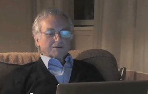 Richard Dawkins - Reading out internet abuse – 2010