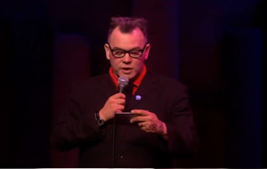 Stewart Lee - Reading out internet abuse – 2012 From