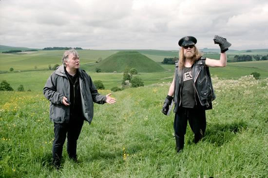 Stew & Julian Cope