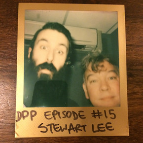 Scroobius Pip Distraction Pieces Podcast