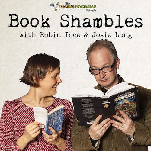 Robin & Josie's 'Book Shambles'