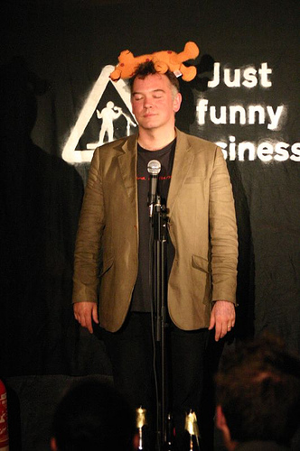 41st Best Standup Ever! - Just Funny Business Preview