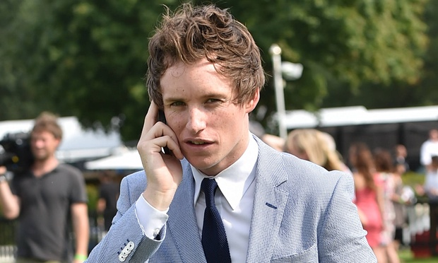 Why I mourn for Eddie Redmayne's old phone