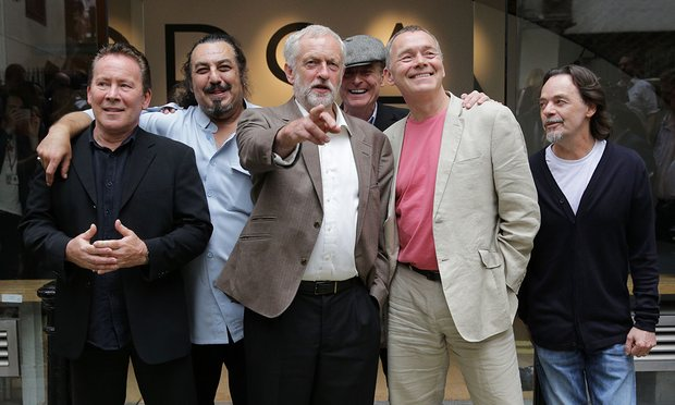 All Corbyn needs now is a krautrock endorsement