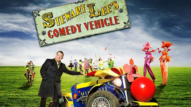 Stewart Lee's Comedy Vehicle Review – The Bloody Critique