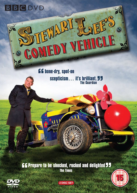 Stewart Lee's Comedy Vehicle Series 1
