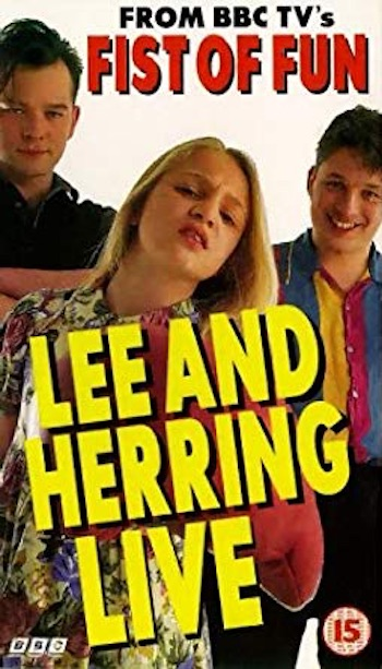 Lee & Herring Live At The Cochrane Theatre