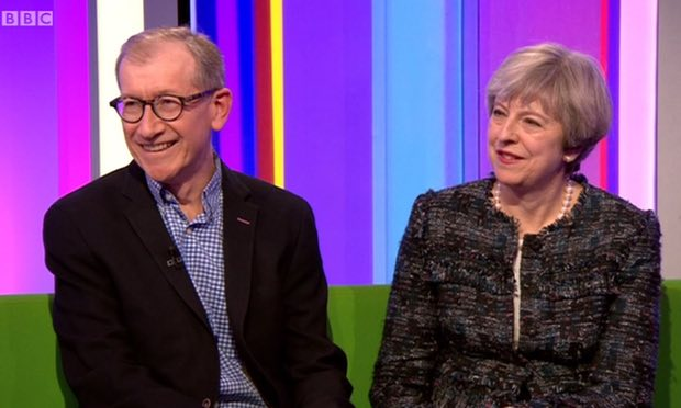 How a sex robot ended up on The One Show sofa