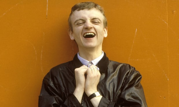 Mark E Smith: 'effortless vocal dramatics'. Photograph: Gabor Scott/Redferns