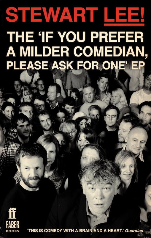 If You Prefer A Milder Comedian, Please Ask For One - Milder Comedian EP