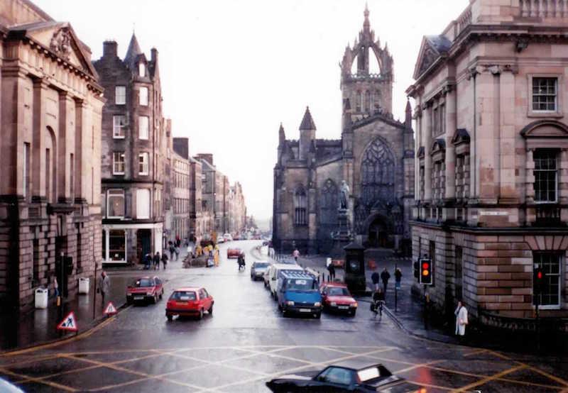 August 1989 - Edinburgh Fringe Oxford Review
