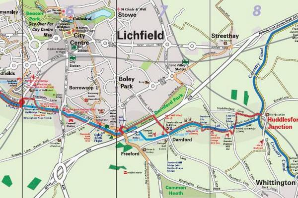 Spring 1991 - Lichfield