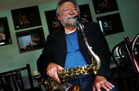 Evan Parker's musical utopia