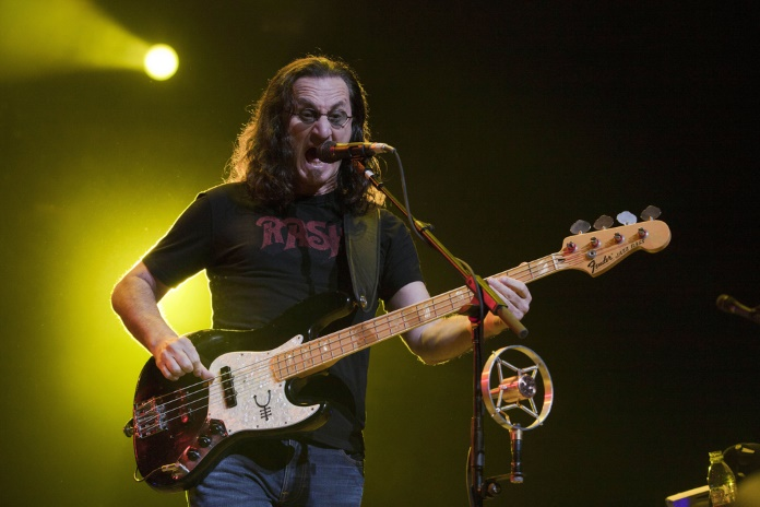 May 2011 - Geddy Lee