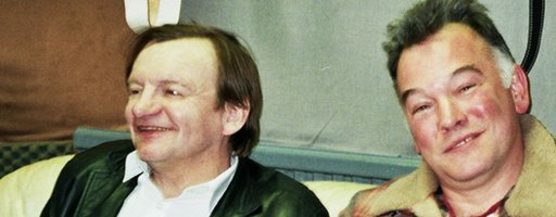 December 31st 2011 - With Mark E Smith & Billy Childish for Today Programme