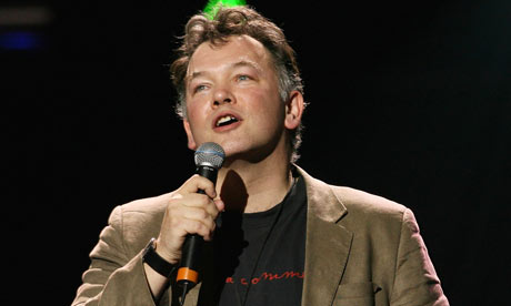 It's a privilege to learn the secrets of Stewart Lee's comedy