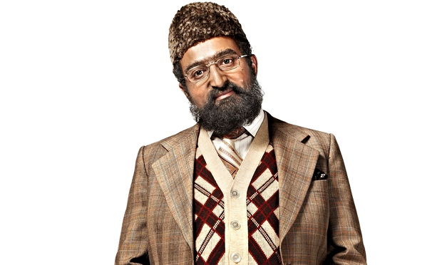With Roy 'Chubby' Brown and Citizen Khan's help, I'm creating a comedy databank for Islamic Birmingham