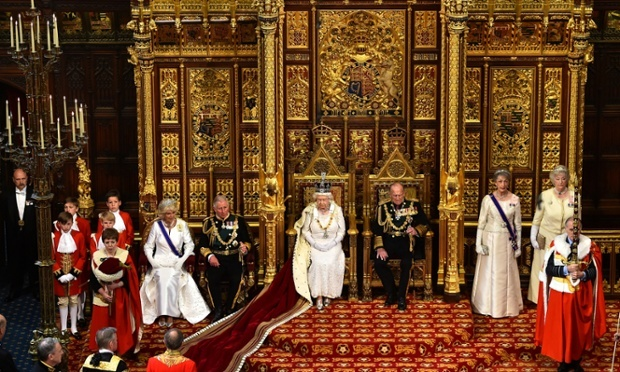 From pagan rituals to the Queen's speech: the more things change …