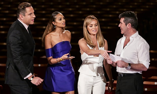 Britain's got talent, but don't trust these clowns to find it