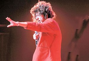 At Last! The 1981 Show, Royal Festival Hall, London ★★