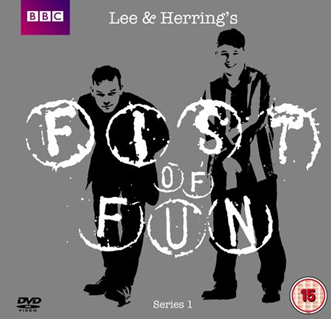LEE & HERRING'S FIST OF FUN: COMPLETE SERIES ONE