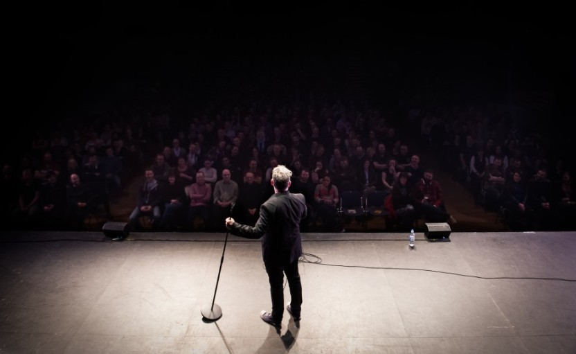"Stewart Lee: ""No one is equipped to review me"""