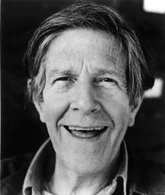 Stewart Lee presents John Cage's Indeterminacy, Cafe OTO