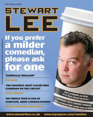 Stewart Lee Live in Glasgow