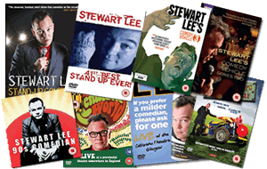Stewart Lee - All filmed standup – 2004 – present