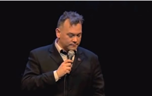 "Stewart Lee - ""It's Just A Joke"" 2009"