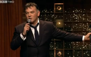 Stewart Lee - Parody of Dan Brown (SLCV Series 1 – BBC2 – 2009).