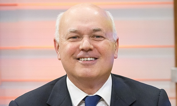 Can we be absolutely certain Iain Duncan Smith is real?