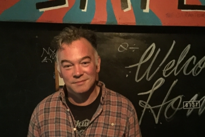 Stewart Lee at Sticky Mike's Frog Bar
