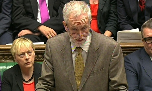Jezza the jester? He's here to satirise politics as we know it