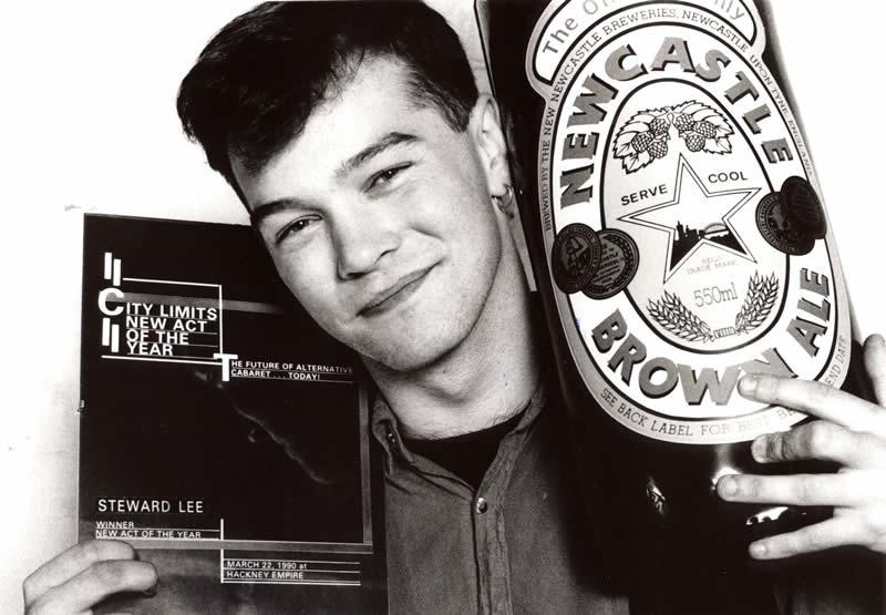 February 1990 - 'Steward Lee'