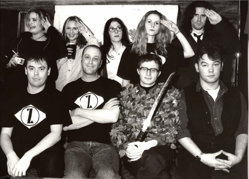 Autumn 1993 - Cluub Zarathrustra