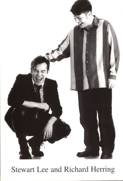 October 1993 - Fist Of Fun