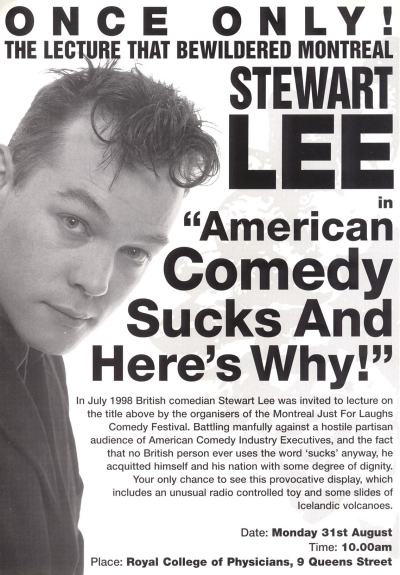 July 1998 - American Comedy Sucks