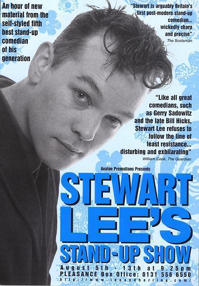 Stewart Lee's Standup Show
