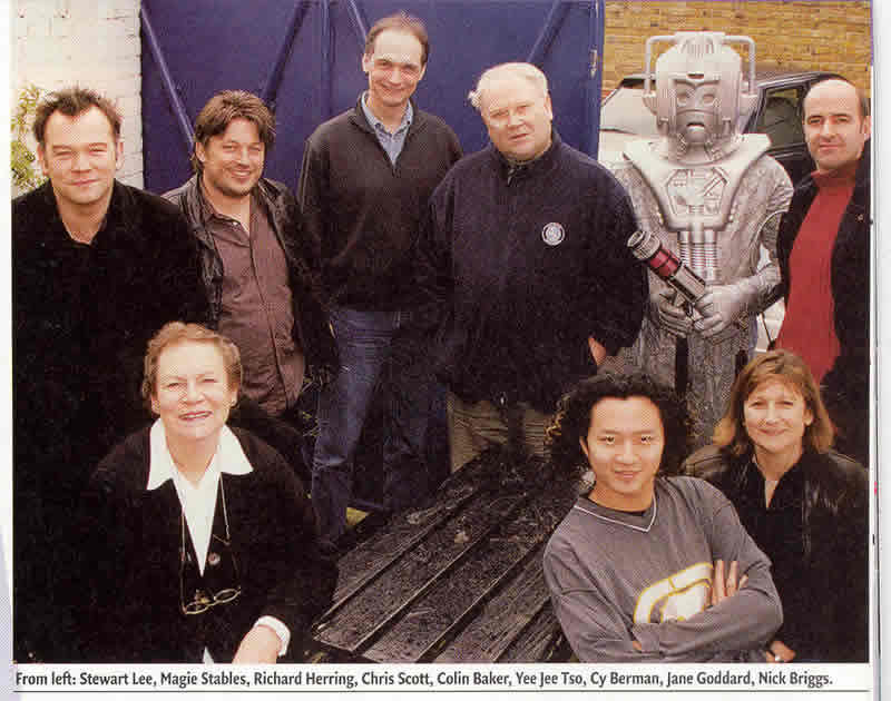 March 2002 - Dr. Who: Real Time