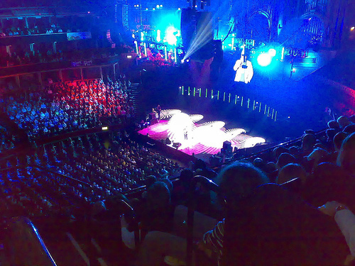 April 2007 - Royal Albert Hall