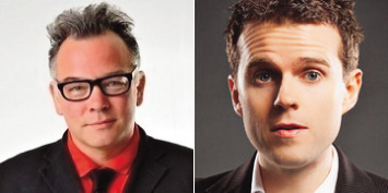 Interview with Stewart Lee & Andrew Doyle