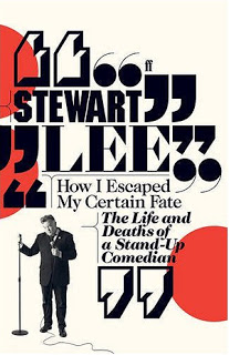 Stewart Lee - HOW I ESCAPED MY CERTAIN FATE FABER AND FABER 2010 ANNOTATED STAND-UP SETS BOOK