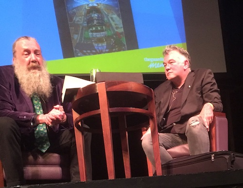 October 2016 - Alan Moore
